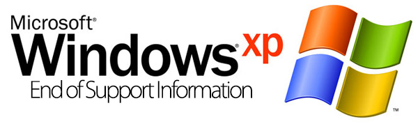 Windows XP and Office 2003 – End Of Support Information | DP