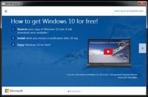 Windows 10 Upgrade Windows