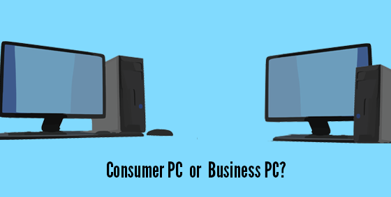 Consumer or Business Class Computer?