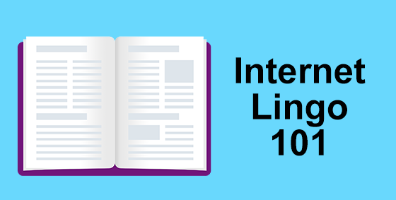 Internet Terminology 101