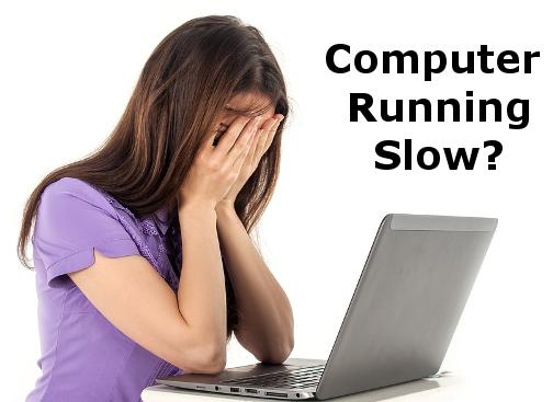 Computer running slow?