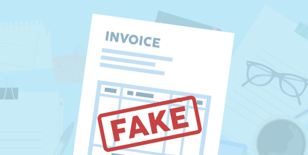 False Invoice Scam