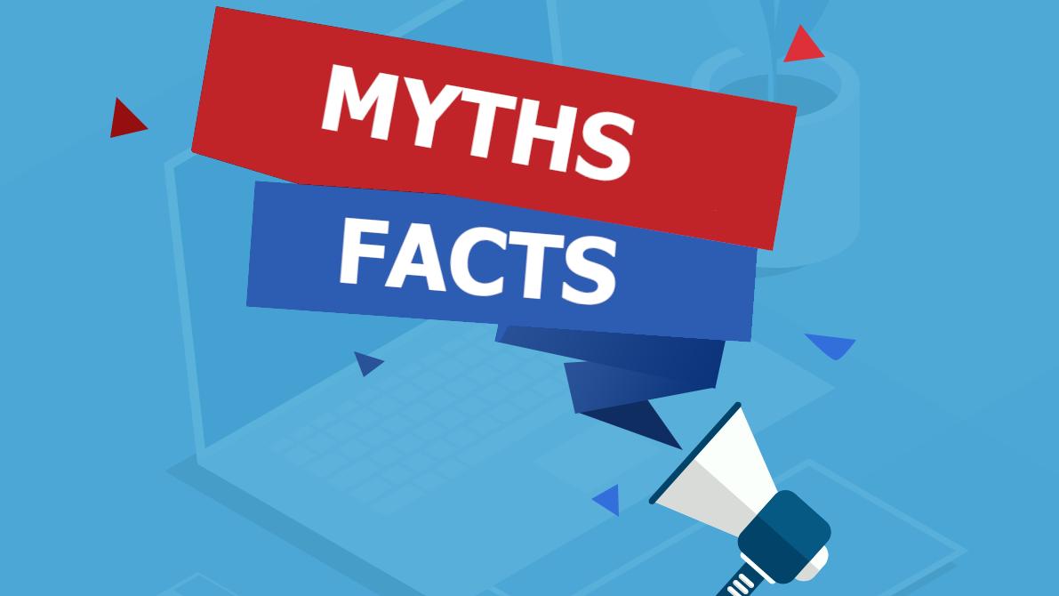 IT Myths Debunked
